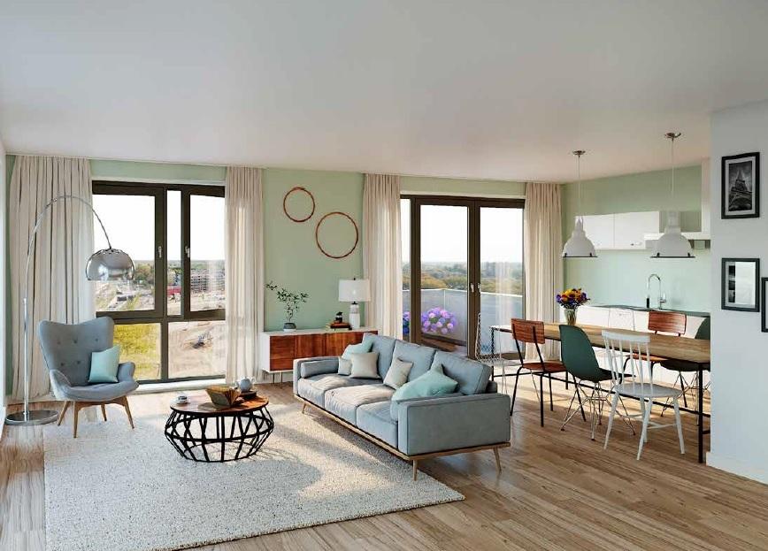 For rent: Apartment Arabellapad, Amersfoort - 24