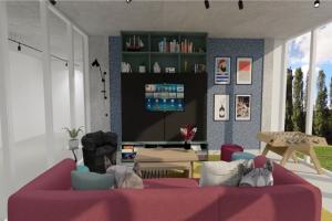 Bekijk studio te huur in Helmond Stationsplein, € 765, 27m2 - 386437. Geïnteresseerd? Bekijk dan deze studio en laat een bericht achter!