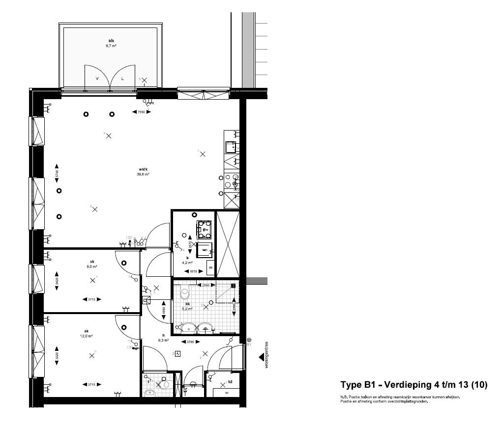 For rent: Apartment Arabellapad, Amersfoort - 21