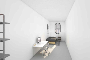 Bekijk kamer te huur in Amsterdam Hoogte Kadijk, € 215, 10m2 - 365337. Geïnteresseerd? Bekijk dan deze kamer en laat een bericht achter!