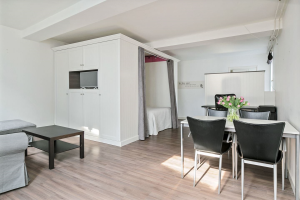 View studio for rent in Den Bosch Kolperstraat, € 895, 55m2 - 378406. Interested? check out this studio and leave a message!