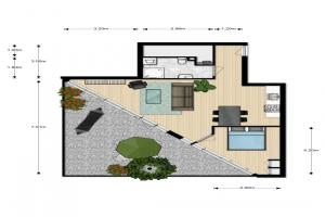 Bekijk appartement te huur in Zoetermeer Engelandlaan, € 820, 55m2 - 381805. Geïnteresseerd? Bekijk dan deze appartement en laat een bericht achter!