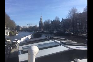 Bekijk woning te huur in Amsterdam Binnenkant: Woonschip - € 2550, 100m2 - 295730