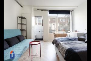 Bekijk studio te huur in Rotterdam Dahliastraat, € 875, 22m2 - 390811. Geïnteresseerd? Bekijk dan deze studio en laat een bericht achter!