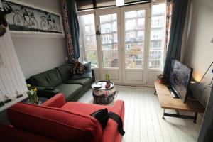 Te huur: Appartement Keucheniusstraat, Rotterdam - 1
