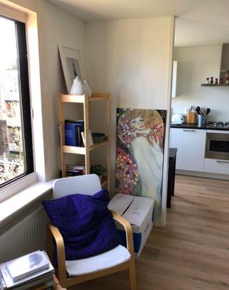 Te huur: Appartement Orteliusstraat, Amsterdam - 1