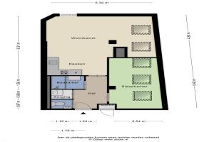Te huur: Appartement Eerste Straatje van Best, Den Bosch - 1