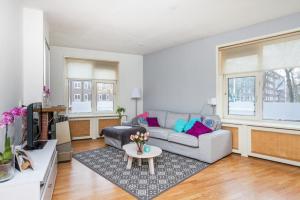 Bekijk appartement te huur in Rotterdam V. Maanenstraat: Mooi appartement  - € 1350, 65m2 - 358557