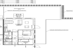 Bekijk appartement te huur in Apeldoorn Deventerstraat: 3 kamer appartement - € 775, 49m2 - 343512