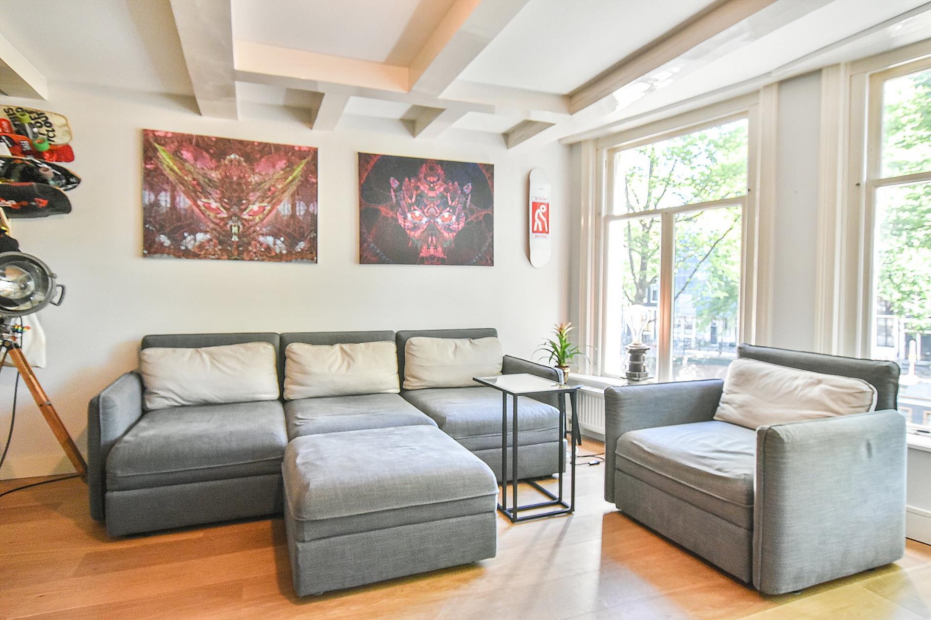 Te huur: Appartement Brouwersgracht, Amsterdam - 2