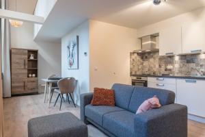 Bekijk appartement te huur in Groningen Guyotplein: Gemeubileerd Appartement - € 1250, 50m2 - 328069