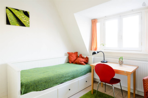 View studio for rent in Amsterdam Voltaplein, € 750, 18m2 - 391098. Interested? check out this studio and leave a message!