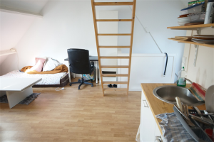 View studio for rent in Leiden Lange Lijsbethsteeg, € 745, 35m2 - 396394. Interested? check out this studio and leave a message!
