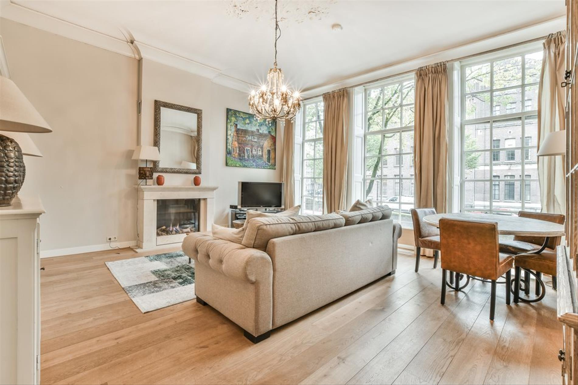 For rent: Apartment Leidsegracht, Amsterdam - 2
