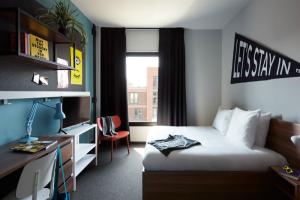 Bekijk kamer te huur in Groningen Boterdiep, € 721, 18m2 - 345232. Geïnteresseerd? Bekijk dan deze kamer en laat een bericht achter!