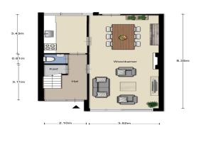 Bekijk woning te huur in Eindhoven V. Aitzemastraat, € 1150, 160m2 - 346901. Geïnteresseerd? Bekijk dan deze woning en laat een bericht achter!