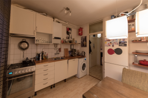 Te huur: Appartement Van Spilbergenstraat, Amsterdam - 1