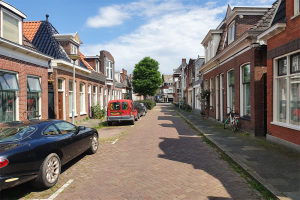 For rent: Apartment A. Jacobsstraat, Groningen - 1