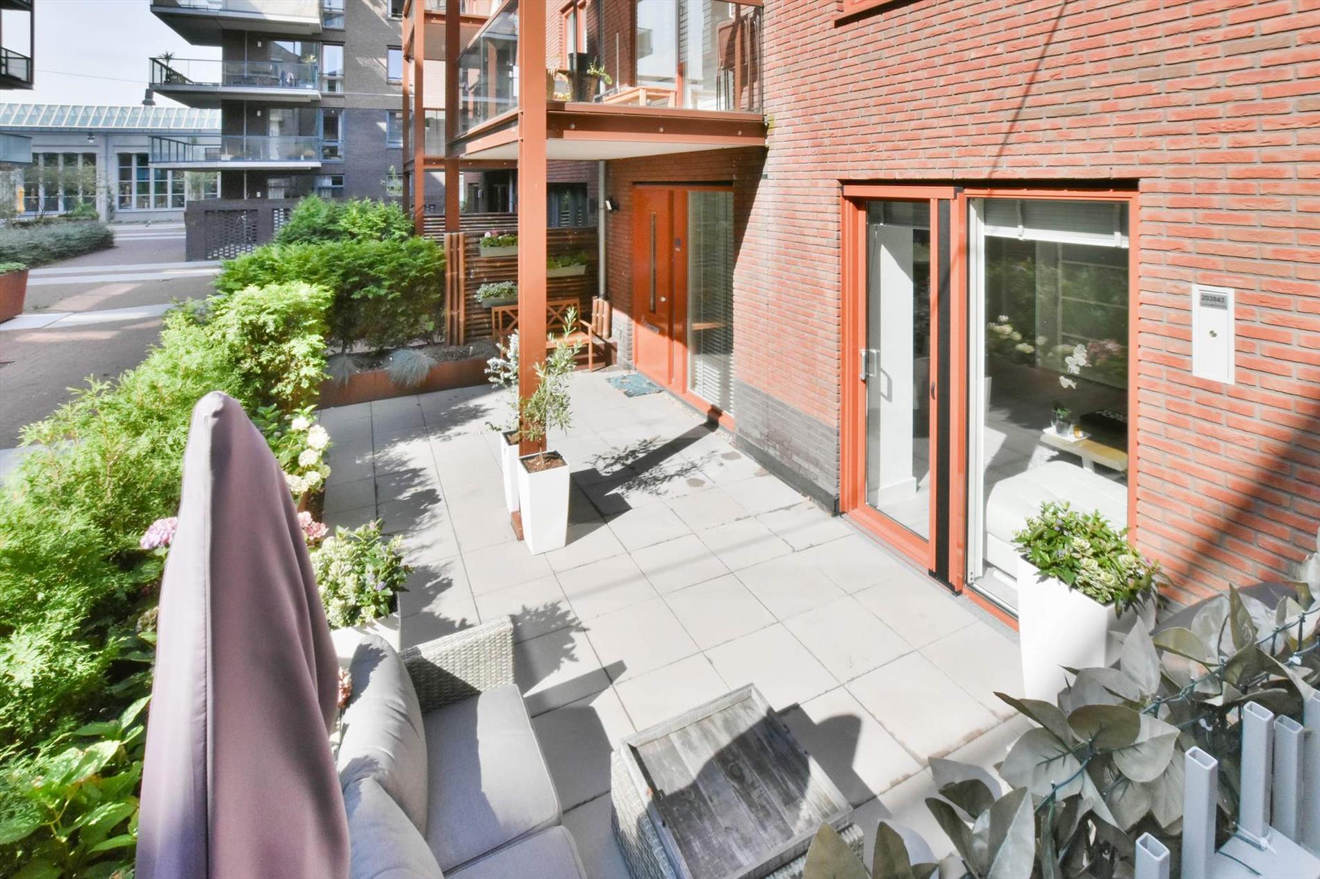 Te huur: Appartement Dichtershofje, Amsterdam - 29