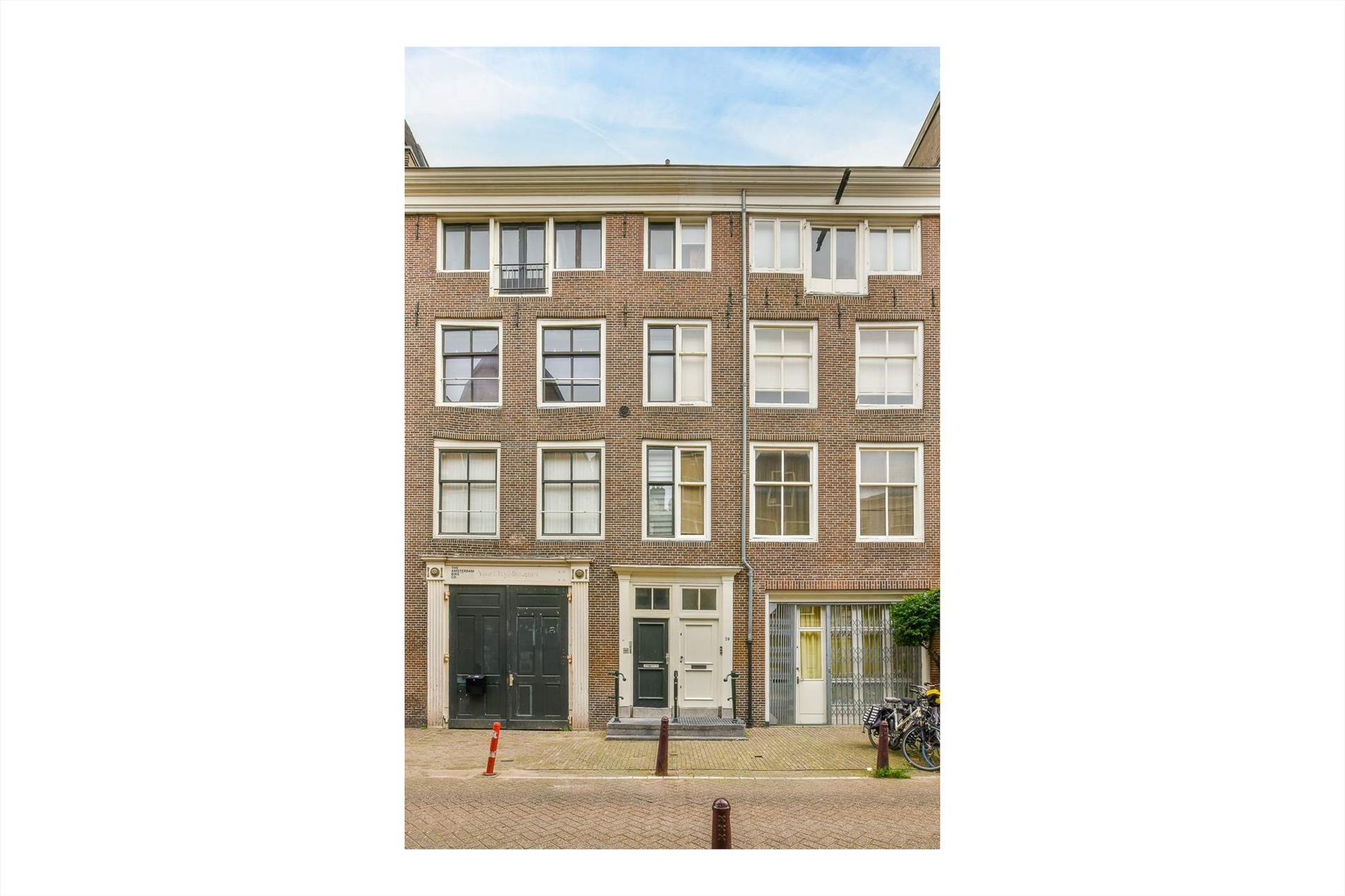 Te huur: Appartement Kerkstraat, Amsterdam - 12