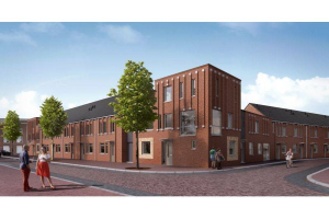 View house for rent in Helmond Willem Prinzenstraat, € 1075, 116m2 - 380137. Interested? check out this house and leave a message!