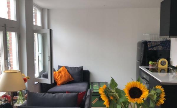 Te huur: Appartement Reguliersdwarsstraat, Amsterdam - 1