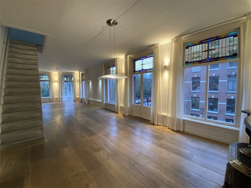 Te huur: Appartement Sarphatipark, Amsterdam - 1