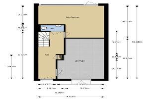 Bekijk woning te huur in Enschede Bruggemanlanden, € 895, 125m2 - 381191. Geïnteresseerd? Bekijk dan deze woning en laat een bericht achter!
