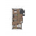 Bekijk appartement te huur in Roosendaal Corneliusflat, € 795, 82m2 - 255280. Geïnteresseerd? Bekijk dan deze appartement en laat een bericht achter!