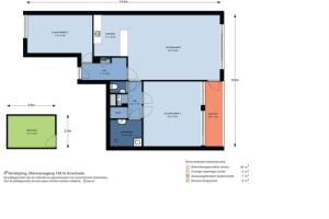 Bekijk appartement te huur in Enschede Niermansgang, € 925, 96m2 - 356501. Geïnteresseerd? Bekijk dan deze appartement en laat een bericht achter!