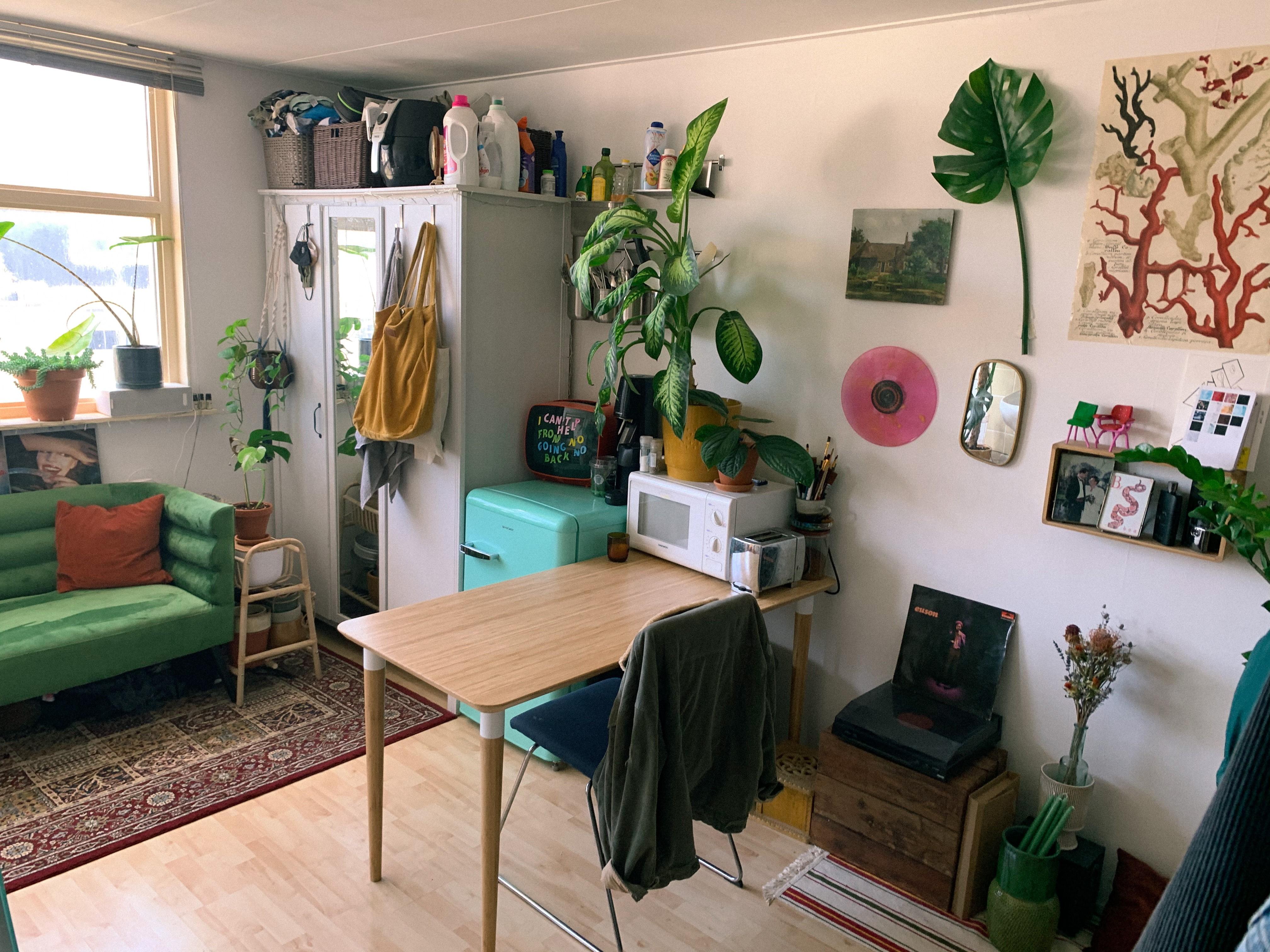 Kamer te huur in de Theo Uden Masmanstraat in Amersfoort
