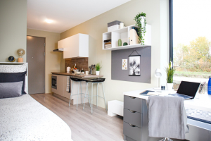 View studio for rent in Groningen Hoogeweg, € 749, 28m2 - 382784. Interested? check out this studio and leave a message!