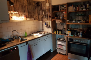 For rent: Apartment Van Leeuwenhoekstraat, Leeuwarden - 1