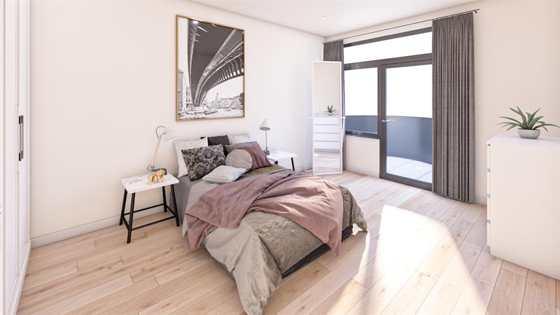 Te huur: Appartement Kloekhorststraat, Assen - 2