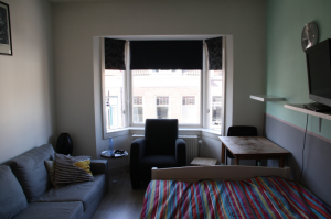 Bekijk kamer te huur in Arnhem Hommelstraat: Leuke kamer met wastafel op top locatie beschikbaar! - € 345, 15m2 - 295887