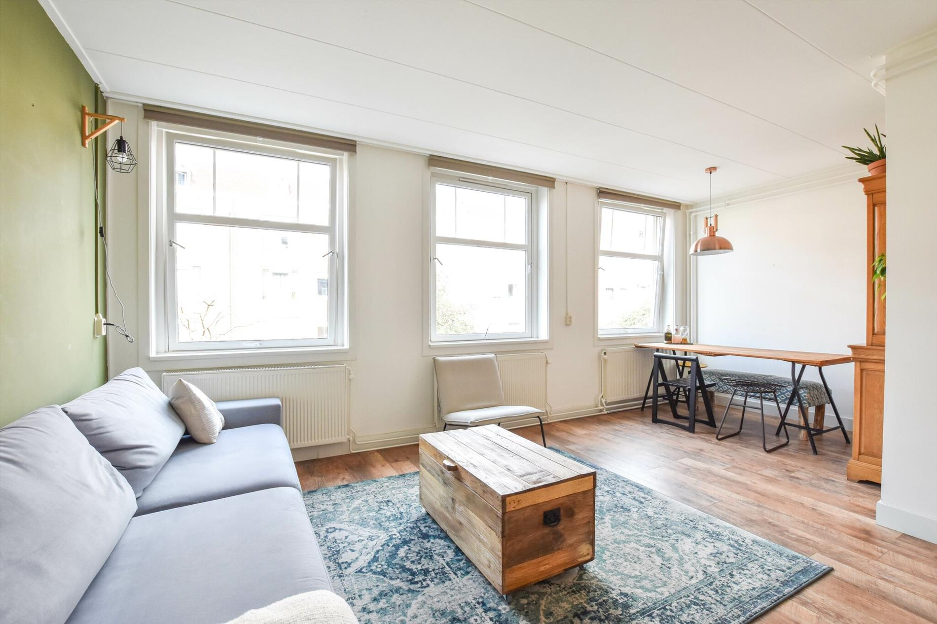Te huur: Appartement Solebaystraat, Amsterdam - 1