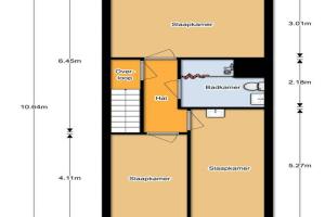 Bekijk appartement te huur in Tilburg Diepenbrocklaan, € 1064, 90m2 - 391334. Geïnteresseerd? Bekijk dan deze appartement en laat een bericht achter!