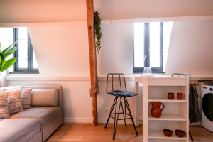 View apartment for rent in Haarlem Warmoesstraat, € 1295, 43m2 - 386868. Interested? check out this apartment and leave a message!