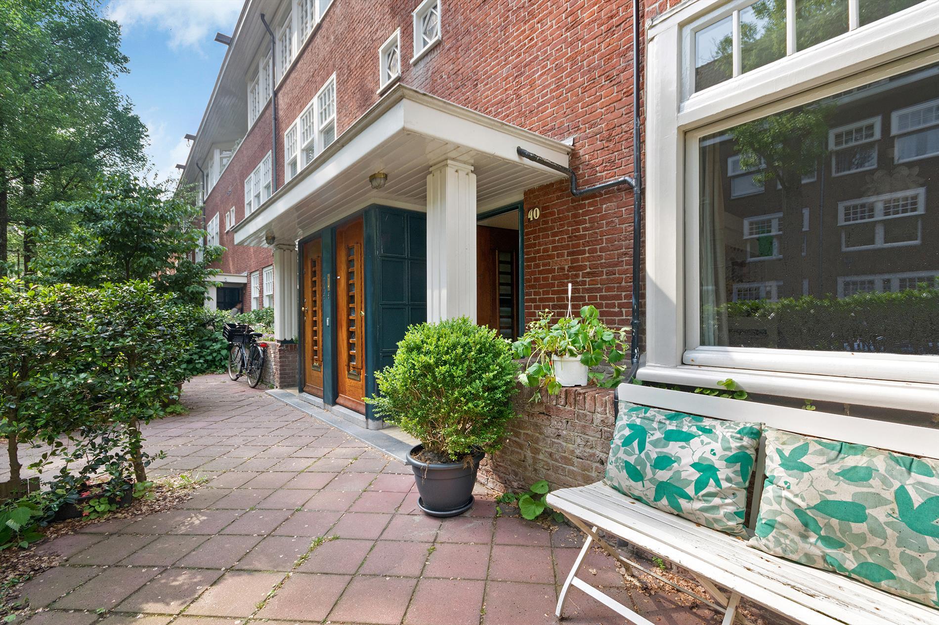 Te huur: Appartement Gerrit van der Veenstraat, Amsterdam - 22