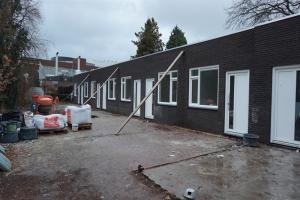 Bekijk studio te huur in Enschede Wooldriksweg, € 695, 32m2 - 356543. Geïnteresseerd? Bekijk dan deze studio en laat een bericht achter!