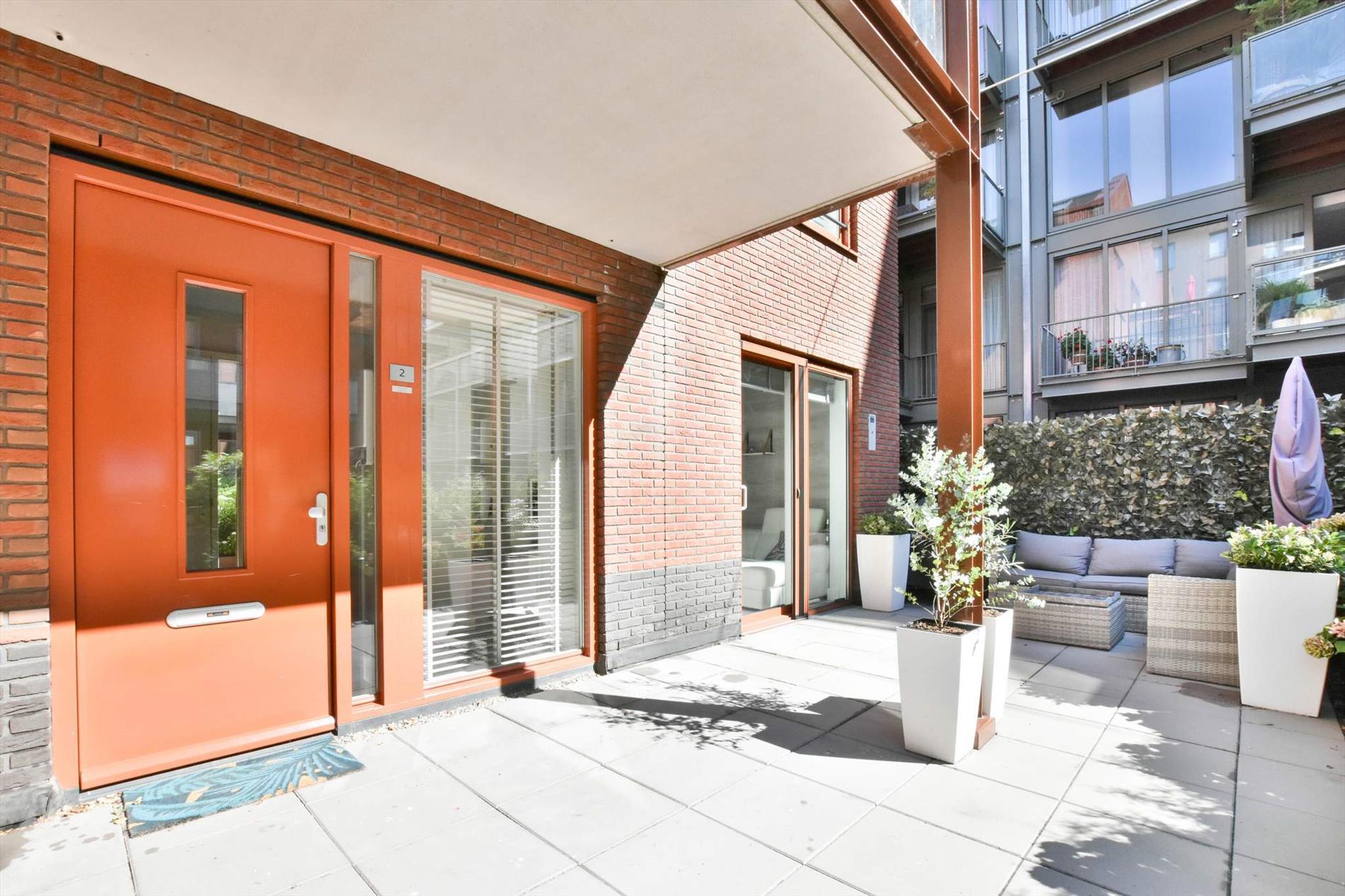 Te huur: Appartement Dichtershofje, Amsterdam - 3