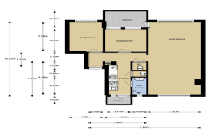 Bekijk kamer te huur in Arnhem Boksbergenstraat, € 325, 18m2 - 343377. Geïnteresseerd? Bekijk dan deze kamer en laat een bericht achter!