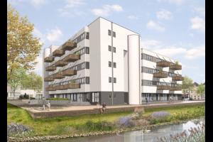 Bekijk woning te huur in Roosendaal Kadeplein, € 1000, 118m2 - 290890. Geïnteresseerd? Bekijk dan deze woning en laat een bericht achter!