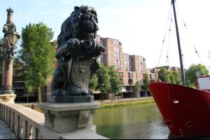 Bekijk appartement te huur in Rotterdam Wijnkade: Appartement - € 1400, 90m2 - 315305