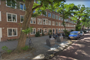 For rent: Apartment Van Spilbergenstraat, Amsterdam - 1