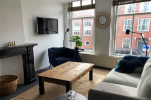 View apartment for rent in Haarlem Gedempte Oude Gracht, € 1550, 70m2 - 384671. Interested? check out this apartment and leave a message!