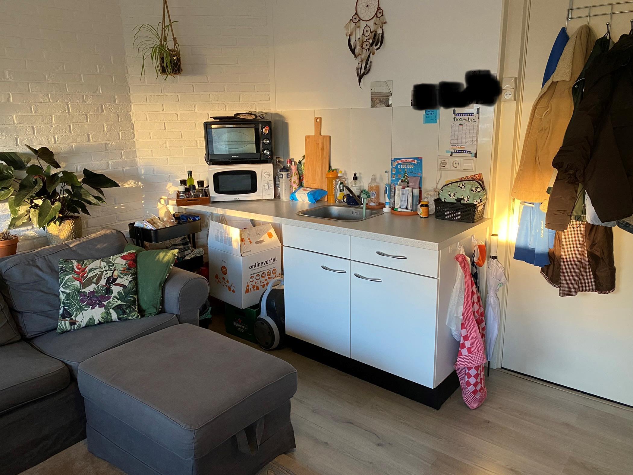 Te huur: Kamer Soesterweg, Amersfoort - 1