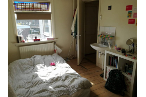 Bekijk studio te huur in Tilburg Hoogvensestraat: Kamer in de buurt Piushaven - € 320, 12m2 - 295857