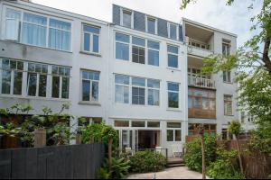 Bekijk appartement te huur in Amsterdam Cornelis Drebbelstraat: Sfeervol, design dubbel bovenhuis in Watergraafsmeer - € 2500, 120m2 - 333481