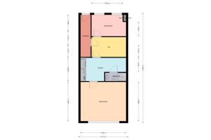 Bekijk appartement te huur in Den Bosch Vughterstraat, € 925, 85m2 - 388043. Geïnteresseerd? Bekijk dan deze appartement en laat een bericht achter!